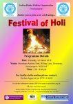 Holi Festival 2018