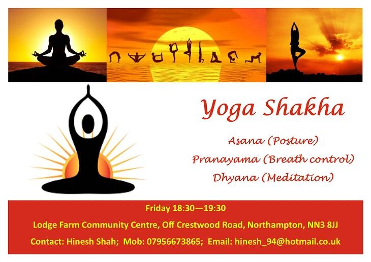 shakha yoga ihwo