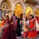 Hindu calendar's biggest and most colourful festival comes to town