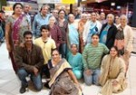 Northampton Hindus go to Southend-on-Sea to celebrate 'Ganesh Visarjan'