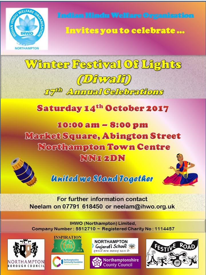 IHWO diwali lights 2017